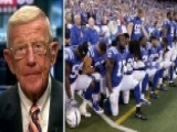 Lou Holtz On Anthem Protests: To Win You Need Unity