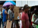 Logistical Nightmare Hinders Relief Effort In Puerto Rico