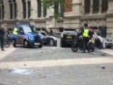 London Police: Person Detained After Car Strikes Pedestrians