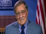 Leon Panetta: I've Never Seen Washington So Dysfunctional
