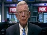 Legendary College Coach Lou Holtz On The NFL's Ratings
