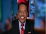 Larry Elder: Dems Giving Trump Zero Credit On The Economy