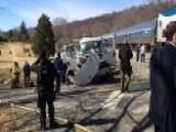 Liberals Celebrate Deadly GOP Train Crash On Twitter