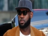 LeBron James Is Heading To Hollywood