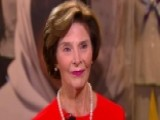 Laura Bush Previews Exhibit Examining Role Of First Ladies