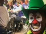 Laughing Despite Risks, A Rodeo Clown Shares His Story
