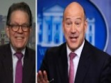 Laffer: Cohn Resignation Not About Disagreement With Trump