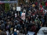 Largest G7 Protest Expected Near Canadian National Assembly