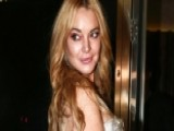 Lindsay Lohan Says No Photos