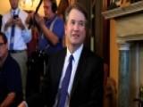 Liberals Attack Brett Kavanaugh For 'frat Boy' Name
