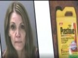 Long Island Mother Caught On Camera Trying To Poison Her Estranged Husband With Antifreeze
