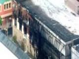 Massive Blaze Destroys Tyler Perry Studios