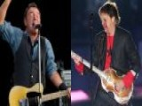 McCartney, Springsteen Show Cut Short