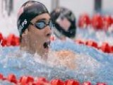 Michael Phelps Dives Into Last Olympic Games