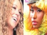 Mariah, Minaj Could Quit Idol
