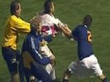Minnesota High School Soccer Game Ends In Brawl