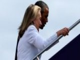 Mideast Violence Cuts Into Obama, Clinton's Asian Visits