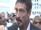 McAfee: 'I Have Absolutely Nothing To Do With The Murder'