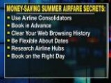 Money-saving Summer Airfare Secrets