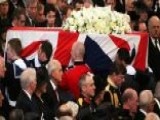 Margaret Thatcher Laid To Rest In Britain