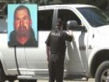 Manhunt For Triple Homicide Suspect In California