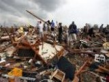 Monstrous Tornado Barrels Through Oklahoma City