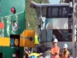 Multiple Deaths In Collision Involving Train, Bus In Canada