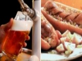 Man Loses Weight On Beer And Sausage Diet