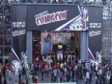 Michael Tammero Crashes New York Comic Con