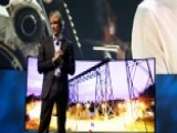 Michael Bay Melts Down On Stage