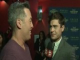 Michael Tammero Interviews Zac Efron
