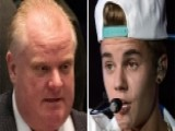 Mayor Rob Ford Comes To Justin Bieber's Defense