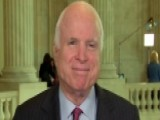 McCain Talks Benghazi Talking Points, Proposed Defense Cuts
