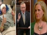 Mother With Sickly Daughter Outraged By Reid's Comments