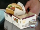 Man Sues McDonald's After Receiving Only One Napkin