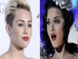 Miley Rips Katy After Kiss