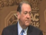 Mike Huckabee Speaks At CPAC