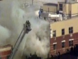 Multiple Injuries In 5-alarm Fire, Building Collapse In NYC