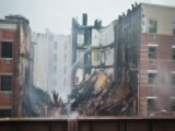 Massive Fire Still Smoldering In New York