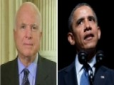 McCain: President Not Leading On Ukraine