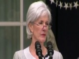 Mainstream Media Coverage Of Secretary Sebelius' Resignation