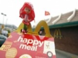 McDonald's Takes Gender Labels Out Of Happy Meals