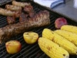 Memorial Day Meal Made Entirely On The Barbecue