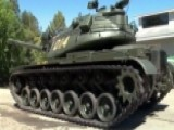 Military Tanks And Guns Hit The Auction Block