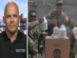 Marine's E-mail Inspires Effort To Send Supplies To Troops