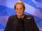 Madeleine Albright: 'The World Is A Mess'