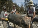 Military Vets From Team Rubicon Help Battle Wildfire