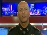 Milwaukee County Sheriff Slams Political Stance On Ferguson