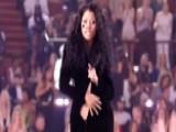 Minaj Wardrobe Malfunction Scandal