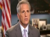 McCarthy: Obama Exposed Too Much Info To Enemy